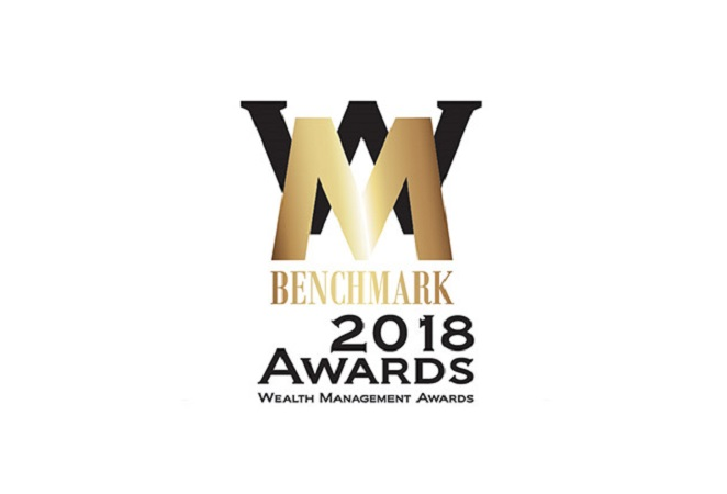 BENCHMARK Wealth Management Awards 2018